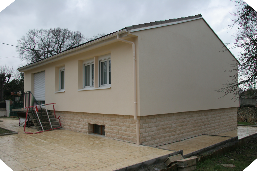 Isolation exterieur maison simple vous tes un with for Isolation exterieur maison